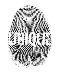Why our fingerprint is unique!