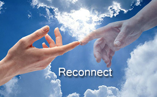 How can a medium connect to those who have passed over!