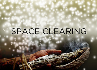 Space Clearing Including Spirits!