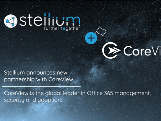 Stellium partners with CoreView