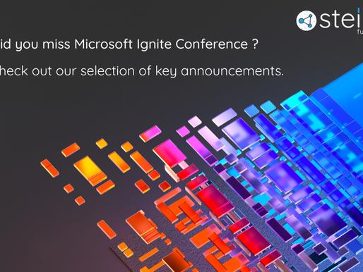 MS Ignite 2020 key announcements