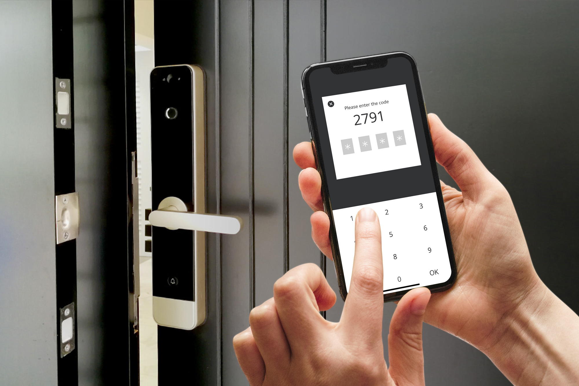 Woman-Using-LifeSmart-App_door.jpg