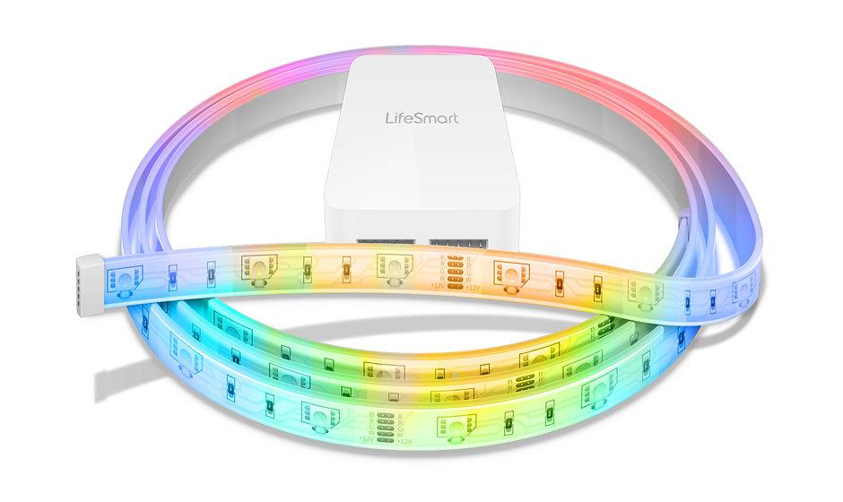 Tira de Inteligente LED + Adaptador