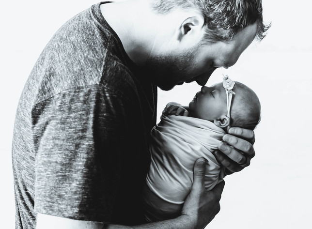 twin cities newborn baby photography