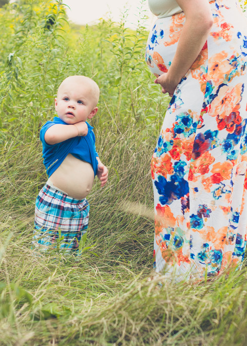 twin cities maternity photography