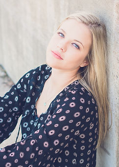 coon rapids mn senior portraits