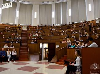 Университетская суббота для учителей в МГМУ имени И.М. Сеченова