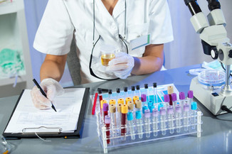 Занятие по лабораторной диагностике