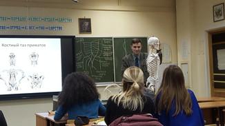 Лекции по антропологии