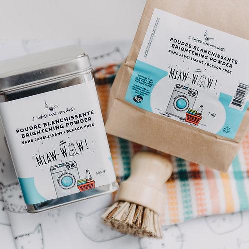 Poudre Blanchissante Miaw-WoW- Sans javellisant
