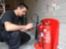West Midlands Fire Extinguisher Servicing