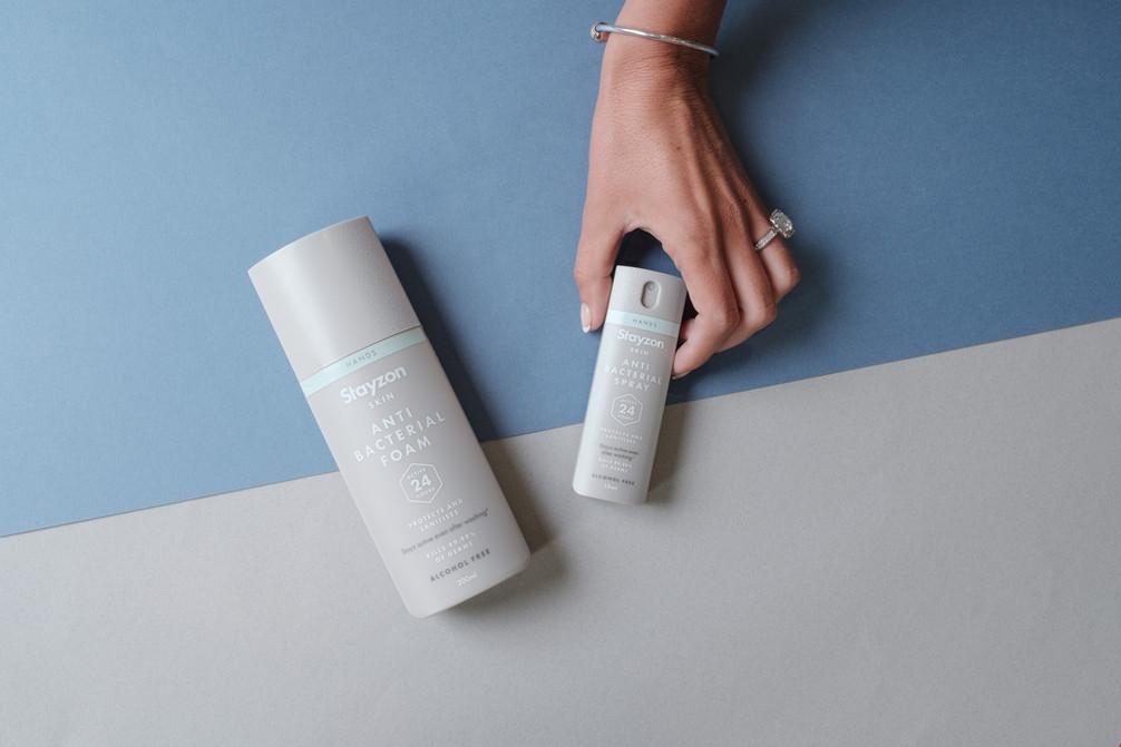 Brand: Stayzon (Hand Sanitiser)