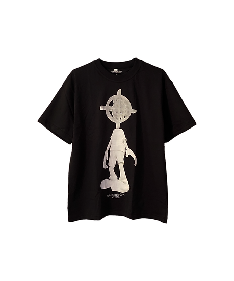 Mr.Spire Black T-Shirt