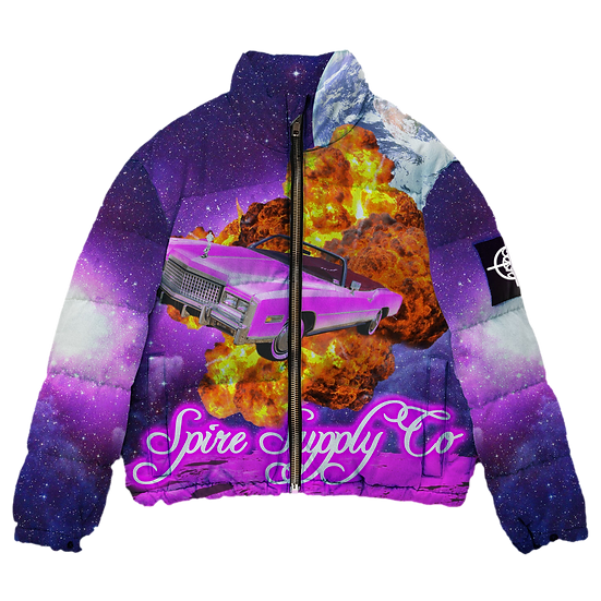"Spire ""Crazy-Taxi"" Galactic Puffer"