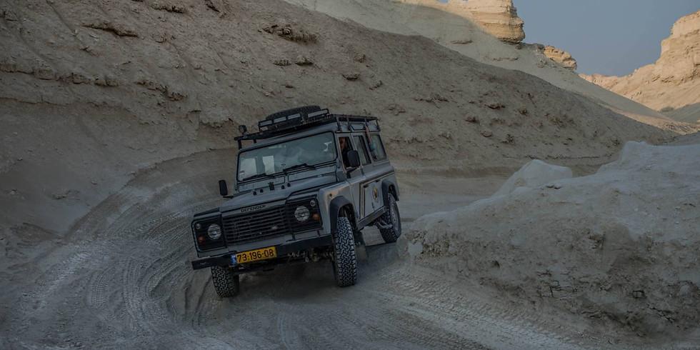 Desert Jeep Tour