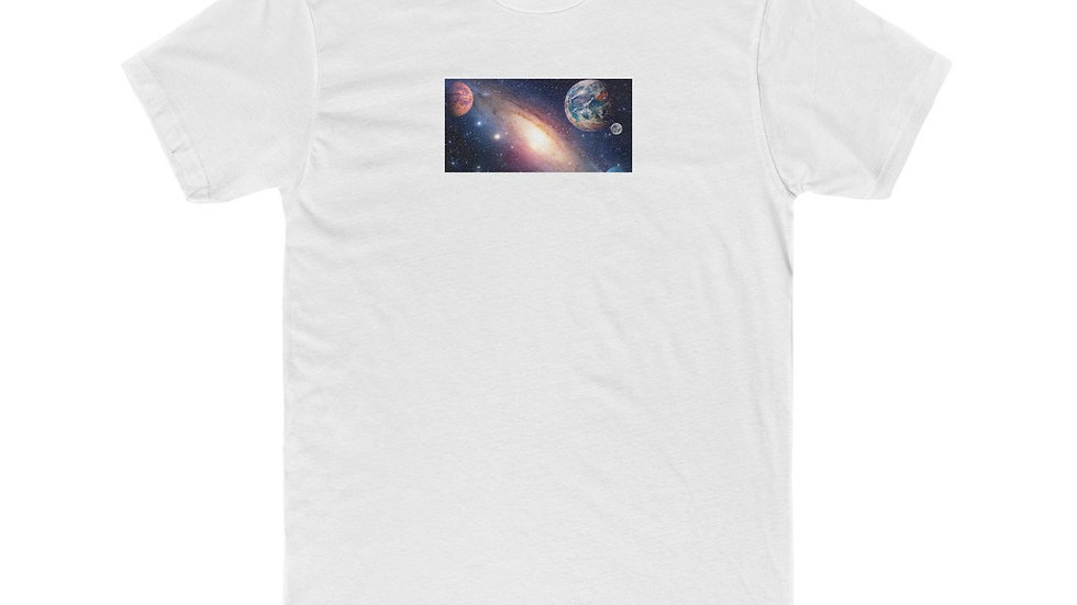 Men's Cotton Crew Tee in Our Universe