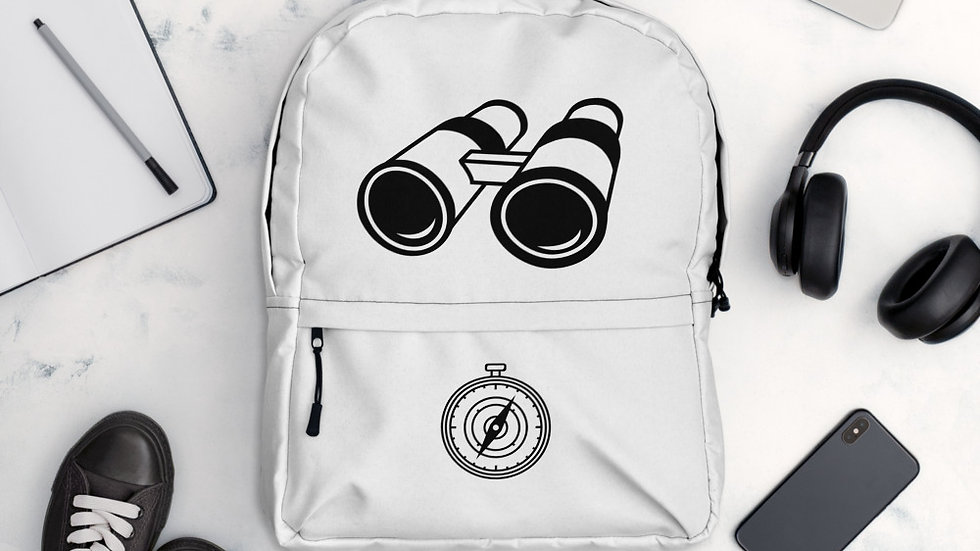 Backpack With Design