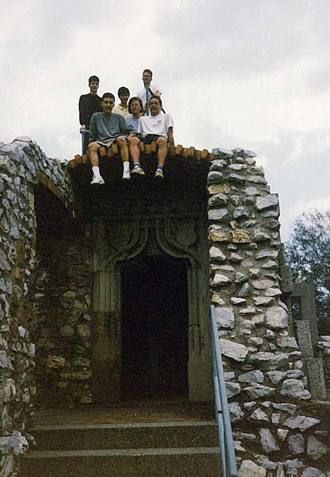 MISKOLCI KAMARAZENEI NYÁR / 1991 06 19