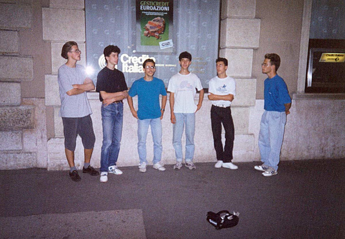 COCCAGLIO / 1991
