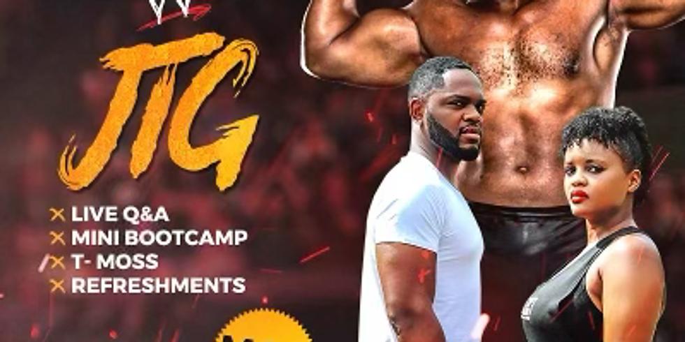 Former WWE Superstar JTG