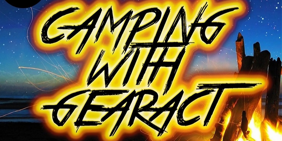 Camping with Gearact
