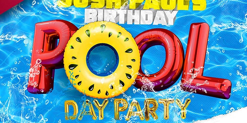 Josh Paul's Birthday Pool Party