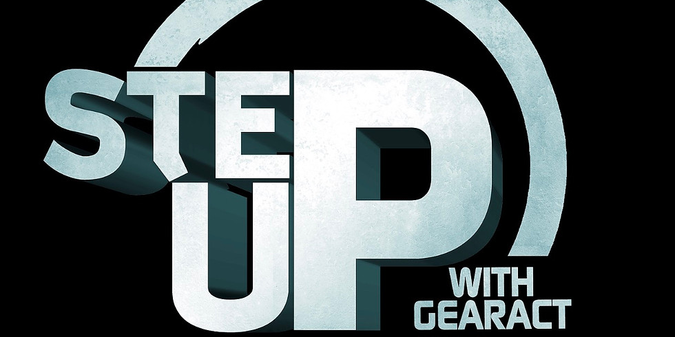 Step Up with Gearact