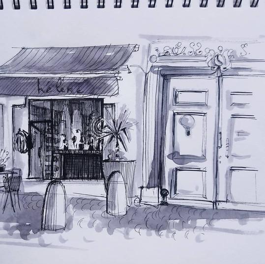 Boutique Hélène, Béziers