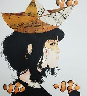 école d'art à Béziers, cours de dessin les gouters graphiques, promarkers