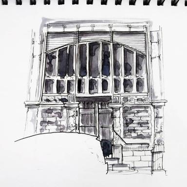 Les Halles, Béziers