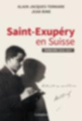 Sain-Exupéy en Suisse Friboug 1915-1917