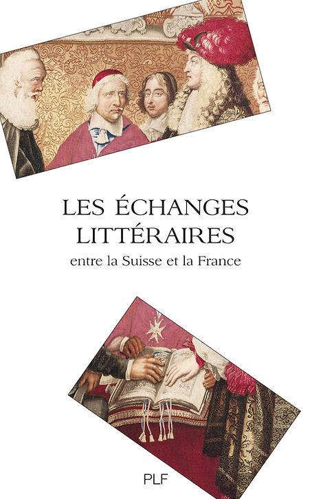 Les échanges littéraires entre la Suisse et la France