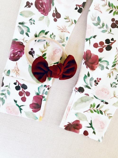 Wild@ Heart Floral Leggings