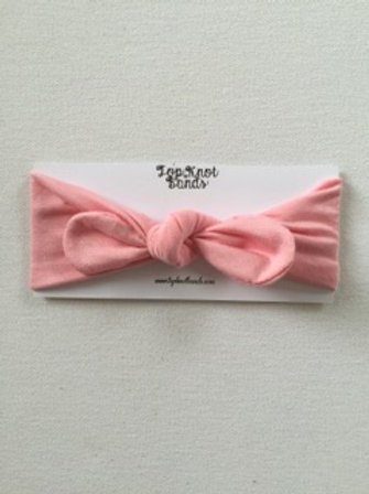 Pretty in Pink Topknot
