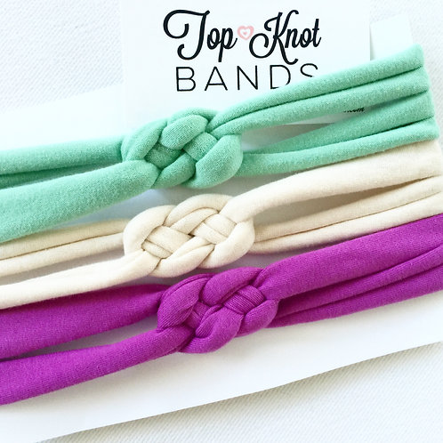 Celtic Knot Bitty Bands