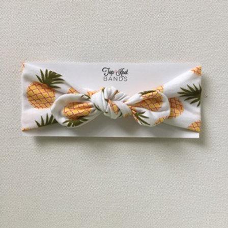 Pineapple Juice Topknot