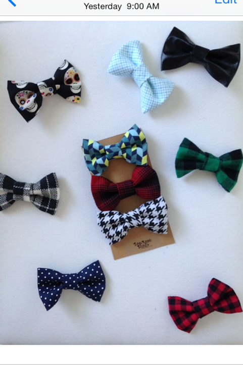 Daddy & Me Bowties
