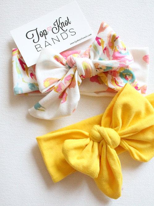 Bow Wrap Headband
