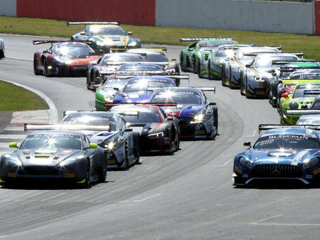 Marshalling Away Weekend: Silverstone Blancpain