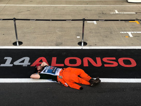 F1 – Sun, Sound and the sublime