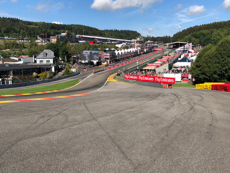 Belgium GP – Stepping into the unknown