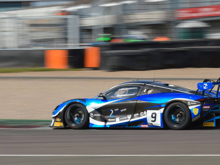 British GT at Donington Park