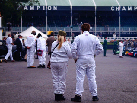 Marshals ASSEMBLE – The Goodwood Revival