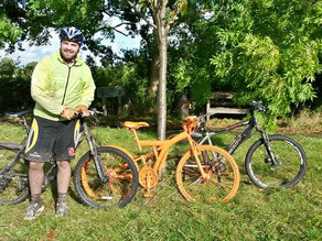 CSCC and Mission Update 4 – A Longer Bike Ride