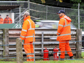 A Day in the life – Motorsport Marshal – Part Two