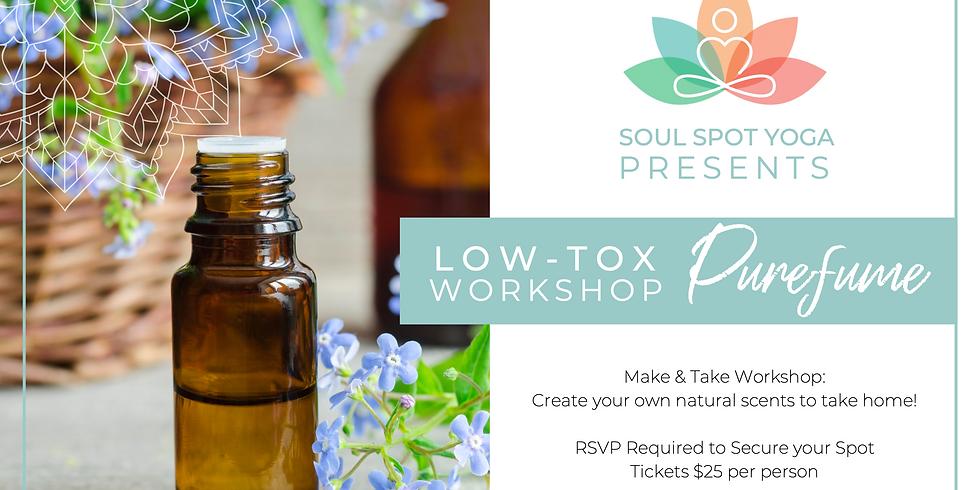 Low Tox Purefume Workshop