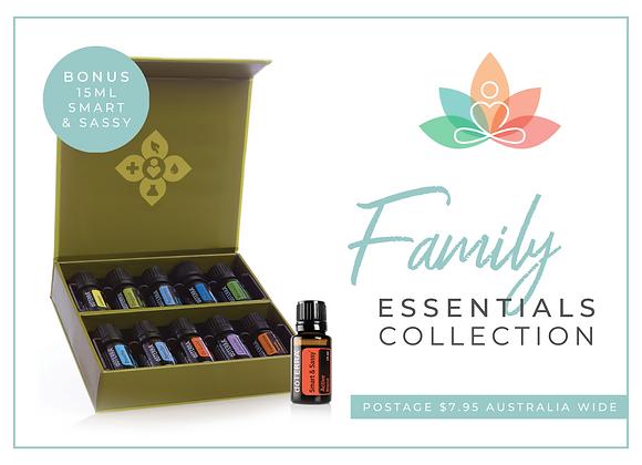 Family Essential Kit + Bonus Smart & Sassy®