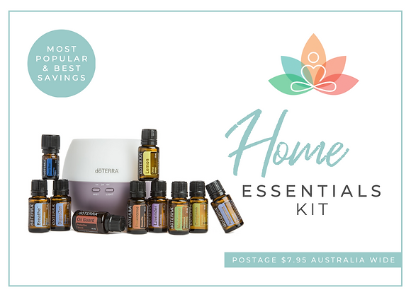 Home Essentials Enrolment Kit