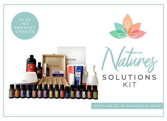 Natures Solutions Kit