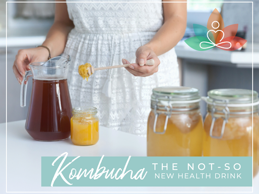 Kombucha - The Not-So-New Health Drink